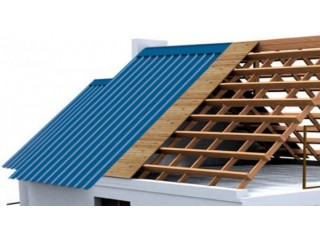 Обрешётка и крепёж при разных углах радиуса крыши